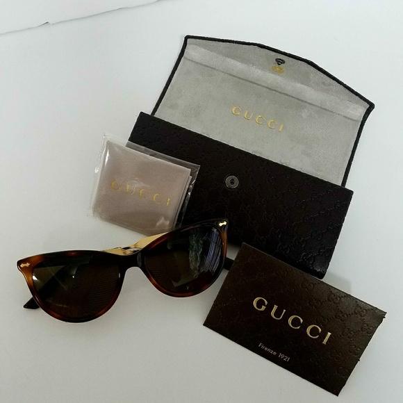 dd70a4474af50 Gucci Sunglasses 3818